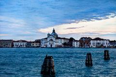 Redentore kościół, Wenecja, Włochy Zdjęcia Royalty Free