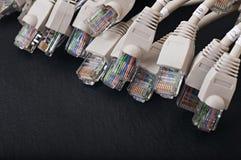 Redes de ordenadores, nuevas tecnologías Foto de archivo libre de regalías