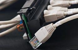 Redes de ordenadores, nuevas tecnologías Imagen de archivo