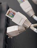 Redes de ordenadores, nuevas tecnologías Fotografía de archivo libre de regalías