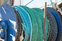 Redes de pesca Imagenes de archivo
