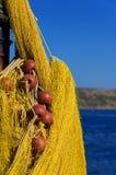 Redes de pesca Foto de Stock Royalty Free