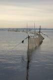 Redes de pesca - 1 Imagen de archivo