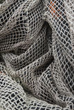 Redes de pesca Foto de Stock