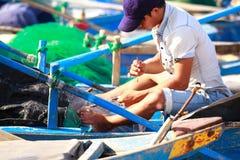 Redes de pesca Fotos de Stock