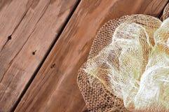 Redes de pesca Imagen de archivo