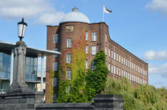 Redeveloped Mill Norwich Royalty Free Stock Image