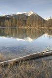 Redfish lake Sawtooth Mountains Sun Valley Idaho Royalty Free Stock Photography