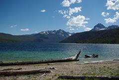 Redfish Lake, Idaho Stock Photos