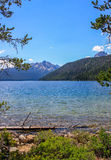 Redfish Lake Royalty Free Stock Photo