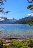 Redfish Lake royalty free stock photo