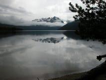 Redfish Lake & Sawtooth Mountains Stock Photos