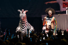 Redfoo Stock Image