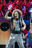 RedFoo Royalty Free Stock Photo