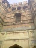 Redfort Agra stock afbeeldingen