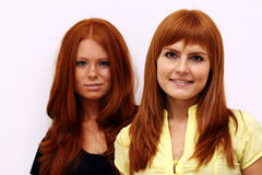 Redhairs Stock Photo