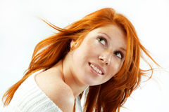 Free Redhead Royalty Free Stock Photography - 10547407