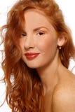 Redhead lizenzfreies stockfoto