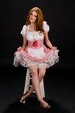 Redhead Stock Photography