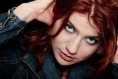 Redhead imagem de stock royalty free