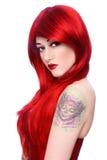 redhead Стоковые Изображения RF