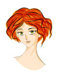Redhead Royalty Free Stock Images