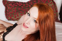 Redhead Stock Photos