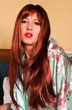 Redhead Stock Photo