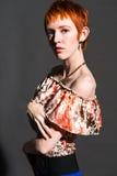 Redhead Royalty Free Stock Photos