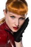 Redhead Στοκ εικόνα με δικαίωμα ελεύθερης χρήσης