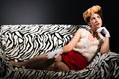 Redhead Стоковые Фотографии RF
