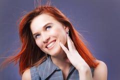 redhead immagine stock