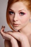 Redhead Royalty Free Stock Image