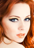 Redhead Stock Photography