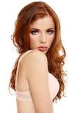 Redhead beauty Royalty Free Stock Image