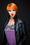 Redhead Beauty Stock Image