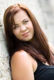Redhead Girl Portrait Stock Photo