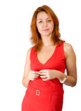 Redhead woman Stock Photos