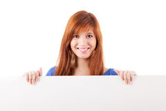Redhead Woman Royalty Free Stock Photo