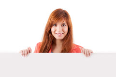 Redhead Woman Royalty Free Stock Image