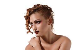 Redheaded Royalty Free Stock Photos