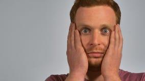Redheaded facet zaskakiwał zbiory wideo