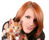 Redheads Stock Photo