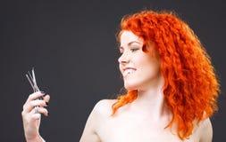 redheadsax Royaltyfria Bilder