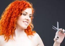 redheadsax Arkivfoto