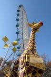 Redhorse Osaka Wheel Image stock