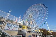 Redhorse Osaka Wheel Royalty Free Stock Images