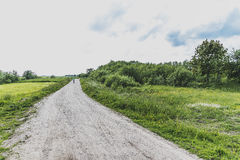 RediÄ£Ä «τ οι συστροφές πορειών Στοκ εικόνες με δικαίωμα ελεύθερης χρήσης