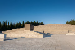 Redipuglia, World War I memorial and cemetery Stock Photo