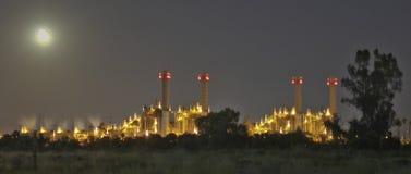 REDLANDS CA, Edison Mountainview elektrownia, - Zdjęcie Stock